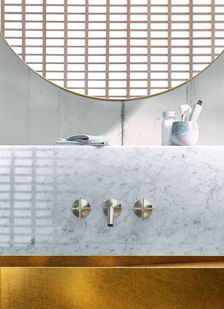 VAIA Collage Waschtischarmatur