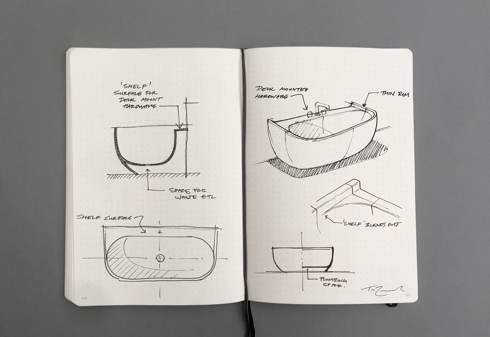 C&P_Eldon Bath_Victoria + Albert_Sketches in book_export