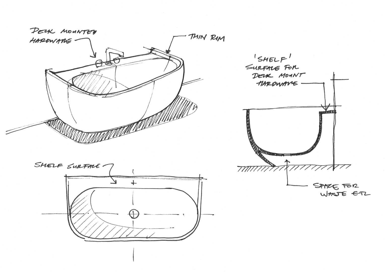 C&P_Eldon Bath_Victoria + Albert_Sketches_export