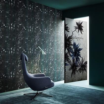 Walldesign - Au i.d. Hallertau