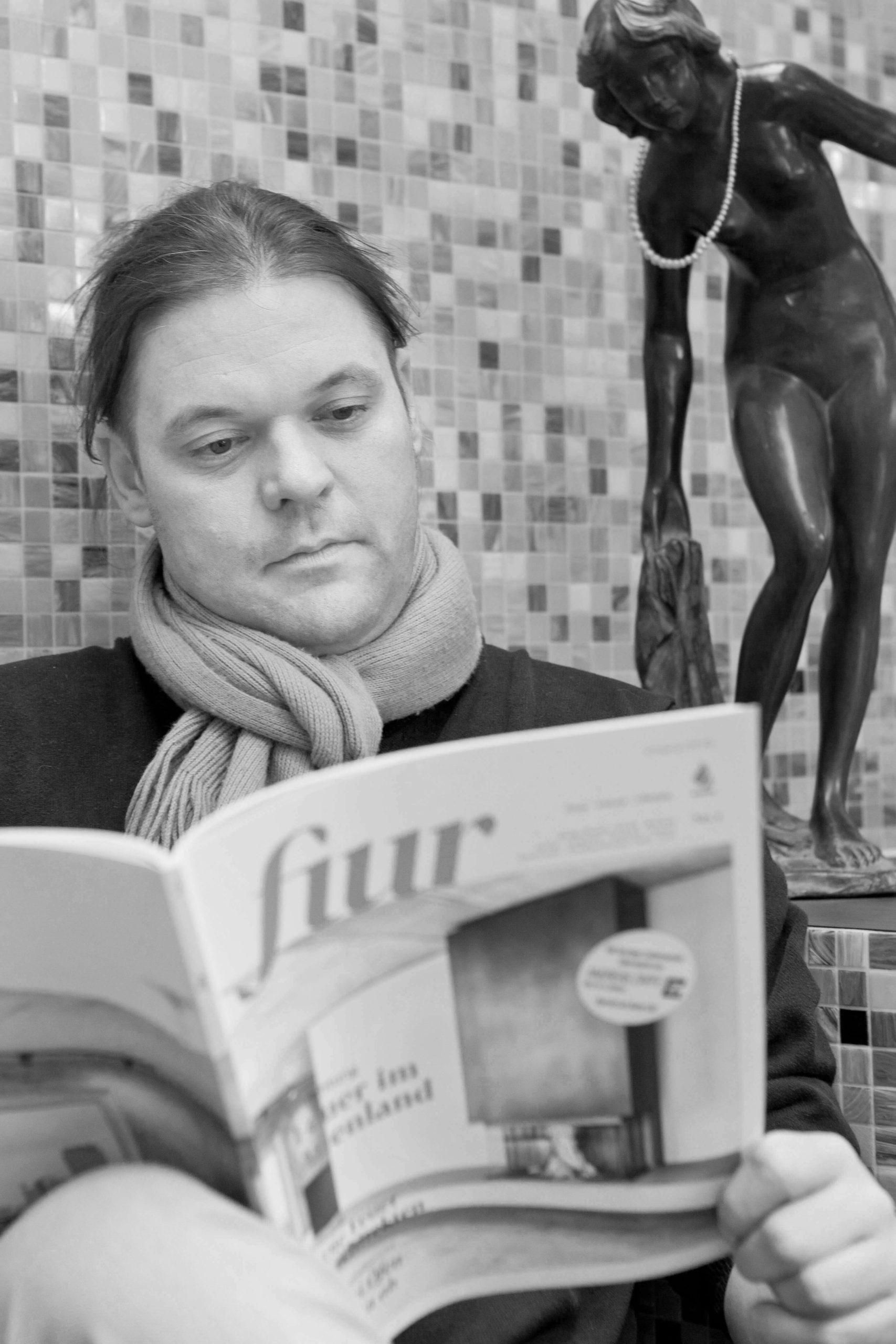 Michael Bauer - ARTIS kreativ Au i.d. Hallertau